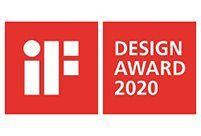 Wenner van die 2020-iF Design Award